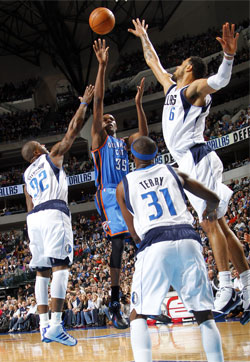 Czar s Playoff Preview  Thunder vs. Mavs Western Conference Finals ... 37d0ca078f03
