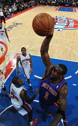 Copyright 2012 NBAE - Photo by Dan Lippitt/NBAE via Getty Images