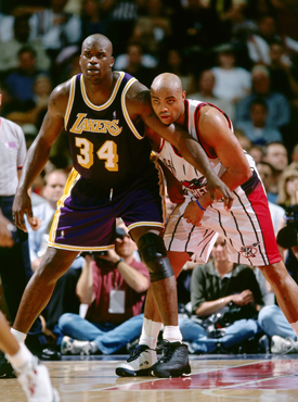 Copyright 1999 NBAE - Photo by Bill Baptist/NBAE via Getty Images