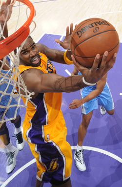 Copyright 2012 NBAE - Photo by Andrew D. Bernstein/NBAE via Getty Images