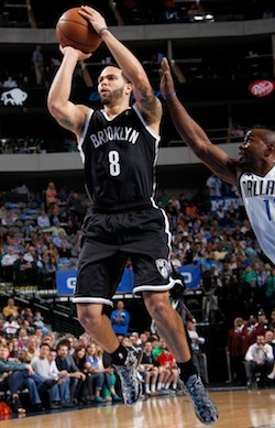 Brooklyn Nets v Dallas Mavericks