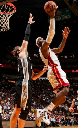 Copyright NBAE 2012 - Photo by Issac Baldizon/NBAE via Getty Images