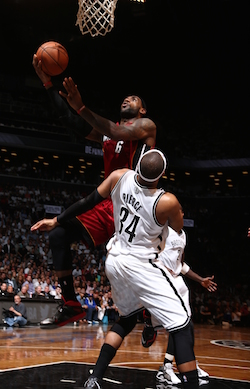 Copyright 2014 NBAE - Photo by Nathaniel S. Butler/NBAE via Getty Images