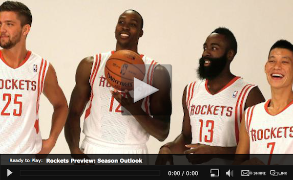 Czar's Preview-Houston-Rockets-29OCT2013