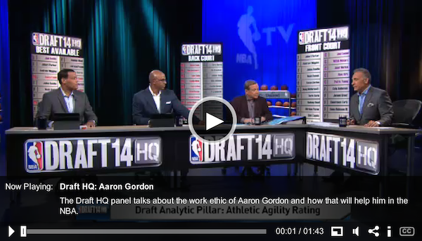 Draft-HQ-Aaron Gordon