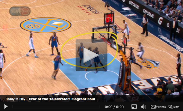 WEB-Telestrator-Flagrant Foul-1MAY2013