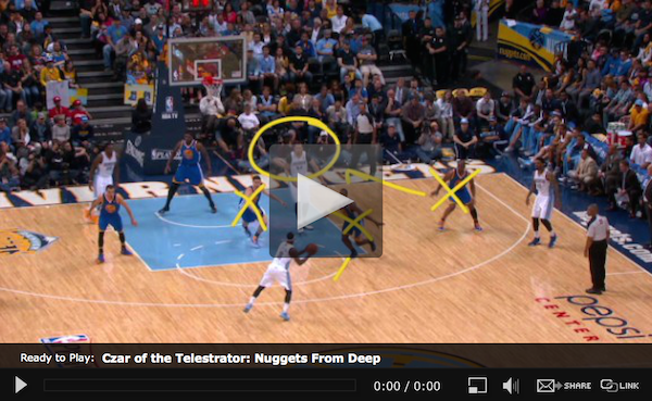 WEB-Telestrator-Nuggets Go Deep-1MAY2013